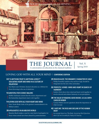 SCL Journal Spring 2018 - cover